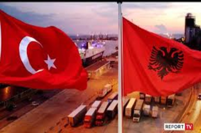 Trade relations / Turkey, Albania's 4th main partner, investments reached 1.8 billion euros in September 2020