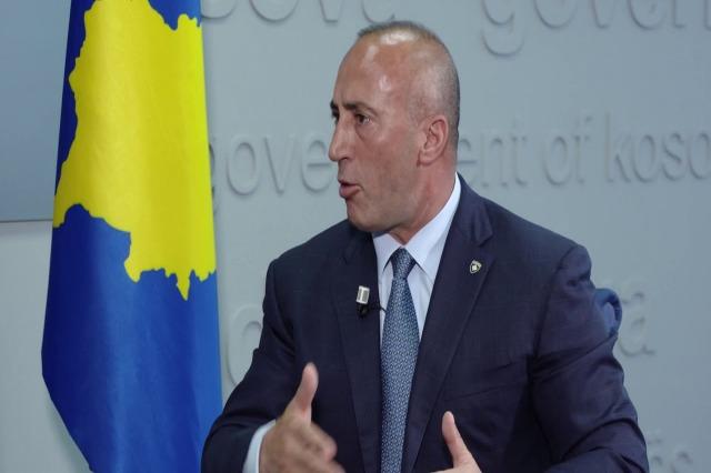 Ramush Haradinaj: Kosovo a member of NATO or unification with Albania