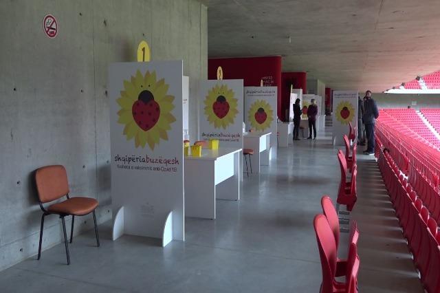 Anti-COVID-19 vaccination starts today in Albania