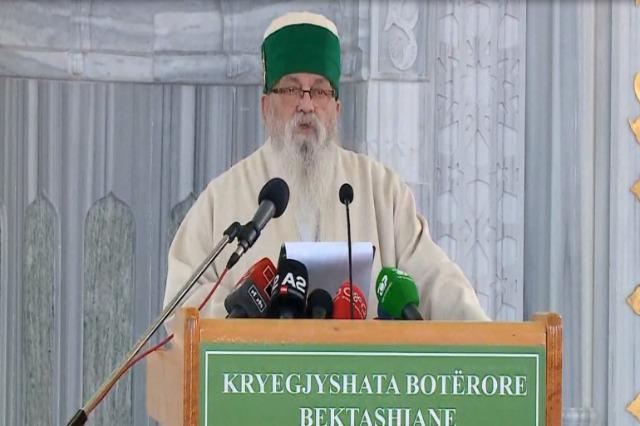 In Tirana wurde des 100. Jahrestag des ersten Kongresses des Bektaschi-Ordens gedacht