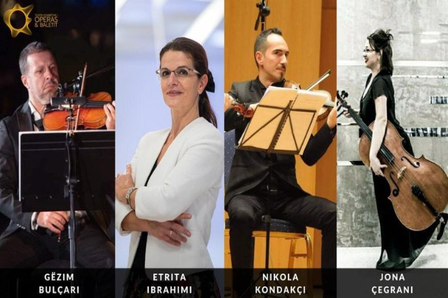 """Four Seasons"" of Vivaldi played on the 24th of January at the Opera and Ballet Theatre"
