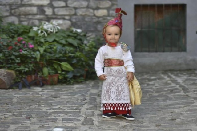 Albanian tradition included in the heritage protection project in Spain