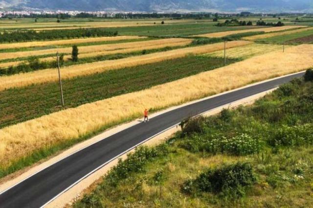 Innerhalb weniger Wochen beginnen die Arbeiten zum Wiederaufbau des Segments Peshkëpi-Selenica