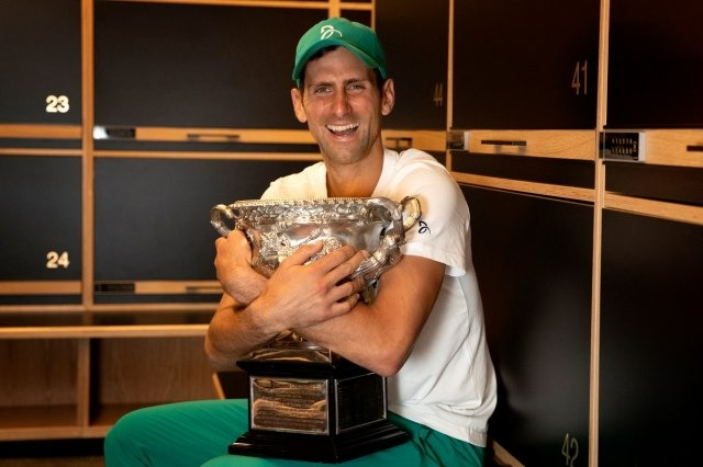 ATP lista – Novak na korak od Federerovog rekorda