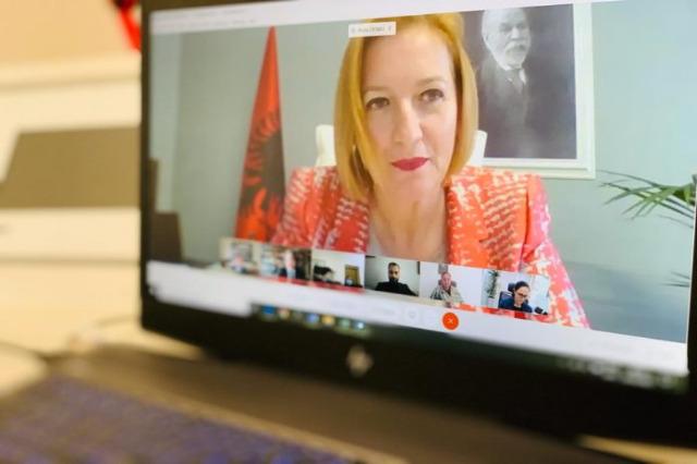 Denaj: impegno Albania verso Ue più forte che mai