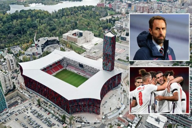 England's World Cup qualifier in Albania to go ahead as planned