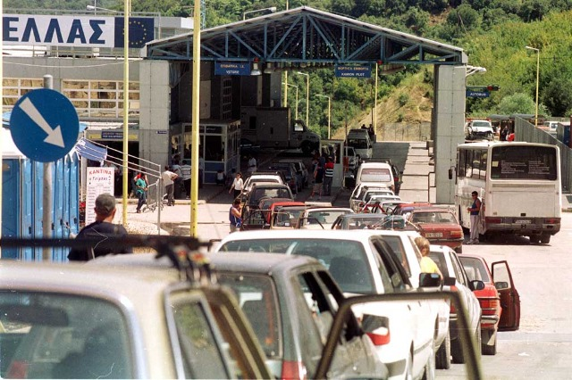 Border with Greece remains closed