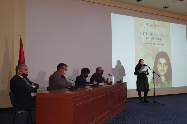 """Museo Nazionale, attività su Drita Çomo, nell'ambito del """"Mese della Memoria"""""""