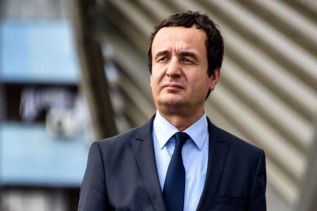 Οι δηλώσεις του Κούρτι προκάλεσαν αντιπαραθέσεις στη Σερβία