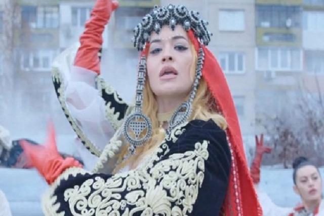 Albanian folk costumes, chic, pop, rock