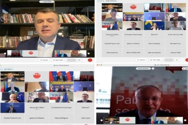 Balla: Albaniens Außenpolitik, 100% im Einklang mit der der EU