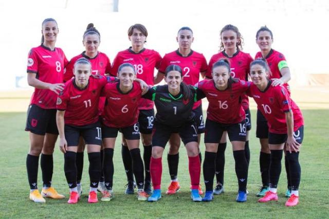Arnavutluk kadın milli takımı 9 Nisan'da Bosna-Hersek ile oynayacak