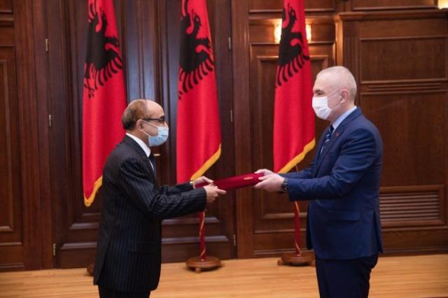 Albanien-Bangladesch: Zusammenarbeit  der wirtschaftlichen und handelspolitischen