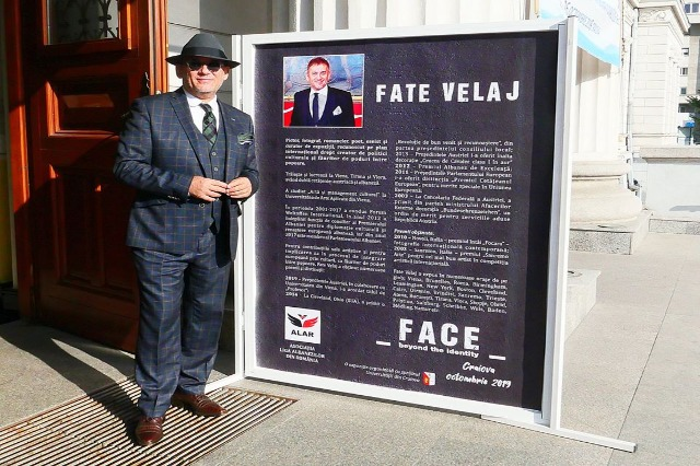 L'artista Fate Velaj