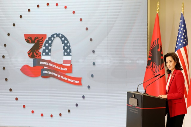 Remarks by Ambassador Yuri Kim at the 30th Anniversary of the Reestablishment of Diplomatic Ties Ceremony