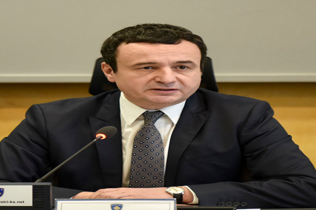 Pm of Kosovo Kurti and US Secretary Blinken discuss regarding the Afghan refugees