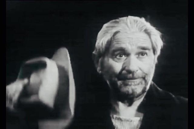 Sandër Prosi - eine  Legende  des albanischen Filmwesens und Theaters