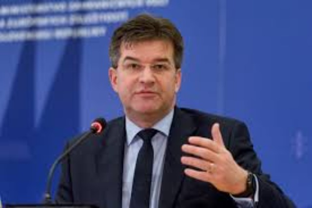 Kosovo-Serbia / Lajcak: Dialogue will start in a few weeks
