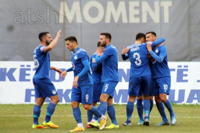 Arnavutluk Süper Ligi'nin 22. haftası