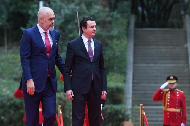 Sastanak zatvorenih vrata, premijer Rama primio Albina Kurtija