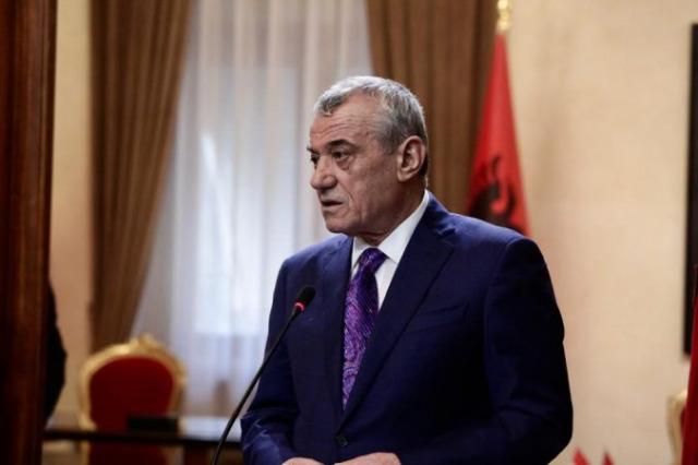 Meclis Başkanı Ruçi, besteci Krajka'ın ölümü nedeniyle bir mesaj yayınladı