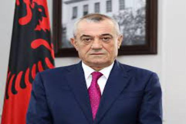 Der albanische Parlamentspräsident gratuliert seinem  griechischen Amtskollegen zum  Unabhängigkeitstag