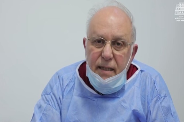 Lekar zaraznih bolesti Tritan Kalo napušta Tehnički komitet stručnjaka: Politika je još jednom uspela da podeli lekare!
