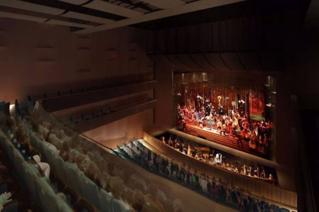 Despite the pandemic The Opera House continues with artistic activities broadcast even by RTSH