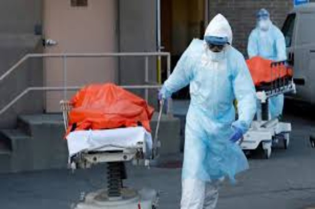 About 8,100 more Albanian residents lost their lives since the onset of the pandemic