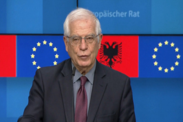Borrel: We congratulate Albania on its path towards EU