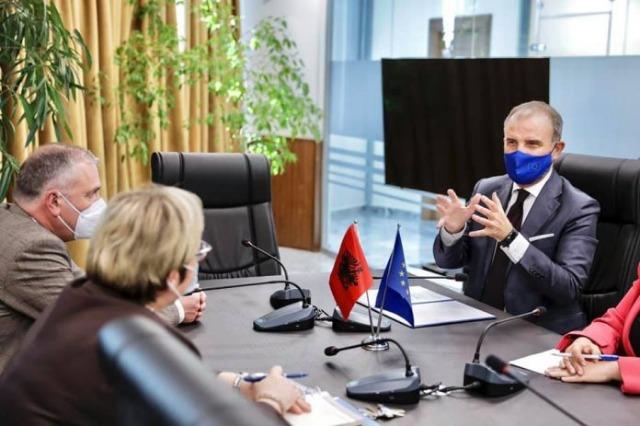 Die EU unterstützt die spezielle Staatsanwaltschaft gegen Verbrechen und Kriminalität,  SPAK