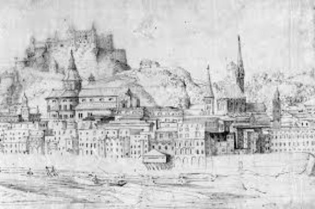 Ausstellung über  die Architektur in Salzburg