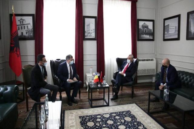 Ruçi-Serban: Anerkennung für die Unterstützung bei der Eröffnung von Verhandlungen