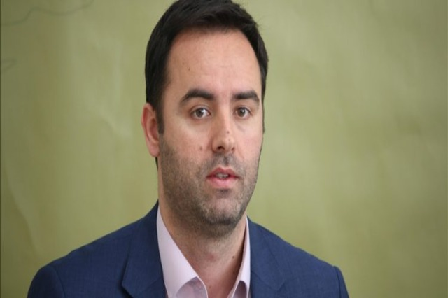 Glauk Konjufca is elected Speaker of the Assembly in Kosovo with 69 votes in favor