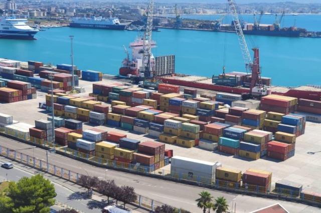 Der Handelsaustausch mit EU-Ländern  liegt bei 63,4%  - Italien ist der erste  Handelspartner von Albanien