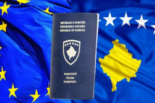 The European Parliament votes in favor of visa liberalization for Kosovo.