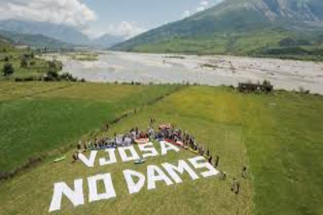Schutz von Nationalpark Vjosa vor HECs/ Meta: Vielen Dank von ganzem Herzen der Schauspieler Leonardo Di Caprio