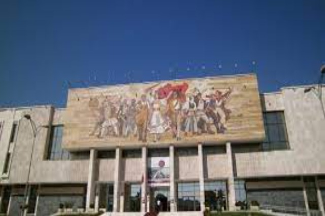 Joint activities between the National Historical Museum and the Center for Studies and Publications for the Arbëresh; Memorandum signed