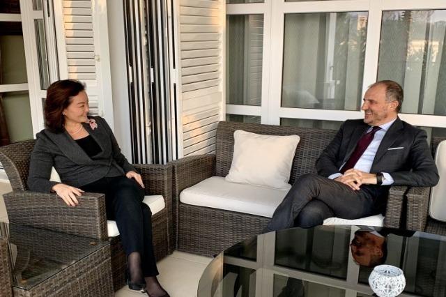 Kim-Soreca: Die Zusammenarbeit zwischen den USA und der EU zur Unterstützung Albaniens ist stärker denn je