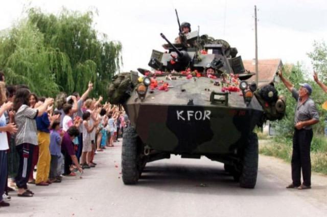 22 χρόνια από τους νατοϊκούς βομβαρδισμούς στη Σερβία