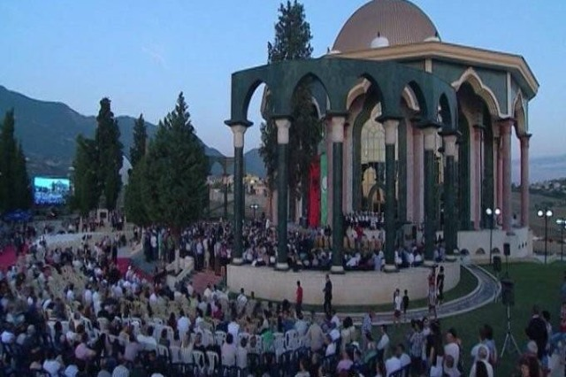 Die Bektaschi-Gemeinde feiert am 22. März das Nouvruz-Fest