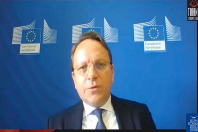 Varhelyi: Albanien hat die Bedingungen für die 1. Regierungskonferenz erfüllt