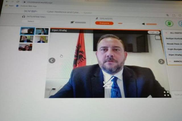 Batı Balkanlar'da Siber Güvenlik Konulu Yüksek Düzeyli Bölgesel Konferans düzenlendi
