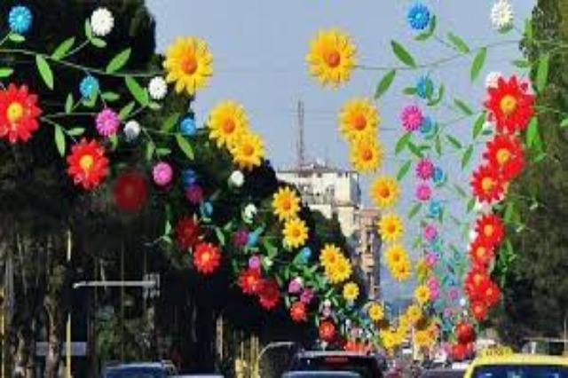 Der 14. März wird in Albanien als Frühlingsfest gefeiert