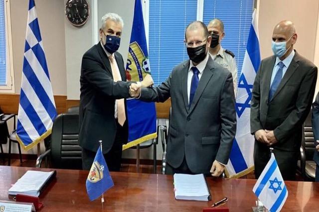 H Ελλάδα υπέγραψε αμυντική συμφωνία με το Ισραήλ