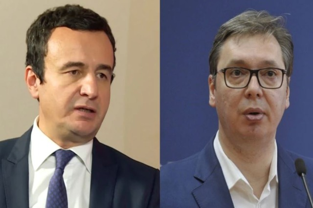 PM of Kosovo, Albin Kurti and President of Serbia Vicic expected to pay  visits to Brussels next week