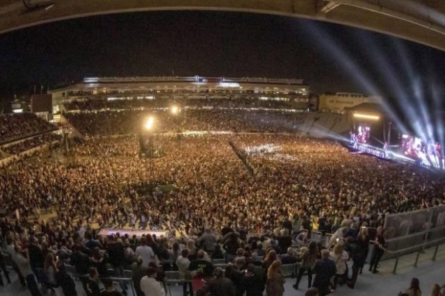 Najveći rok koncert od poćetka pandemije