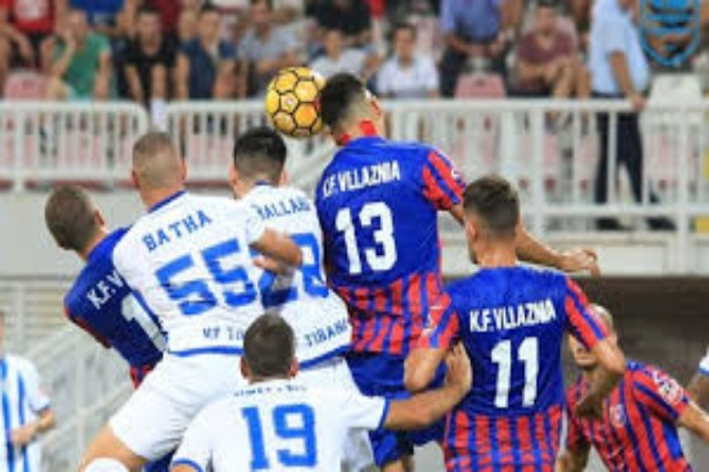 Teuta Durrës führt die Tabelle der Superliga mit 55 Punkten an