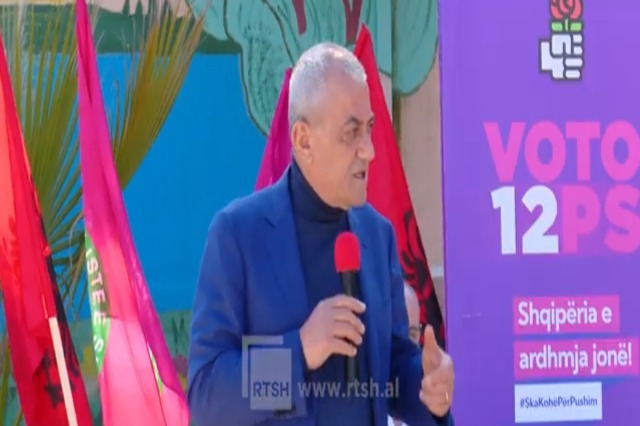 Parliament speaker Ruçi: Pm Rama the originator of the Donor's Conference