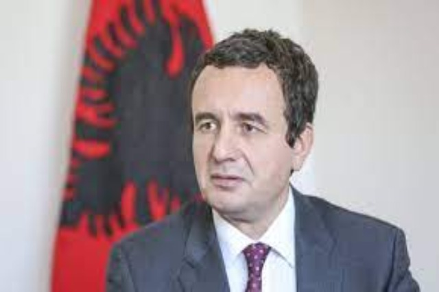 Albin Kurti congratulates his counterpart in Albania, Edi Rama for the victory